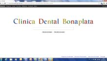 Buscador de Google Personalizado para la Clínica Dental Bonaplata